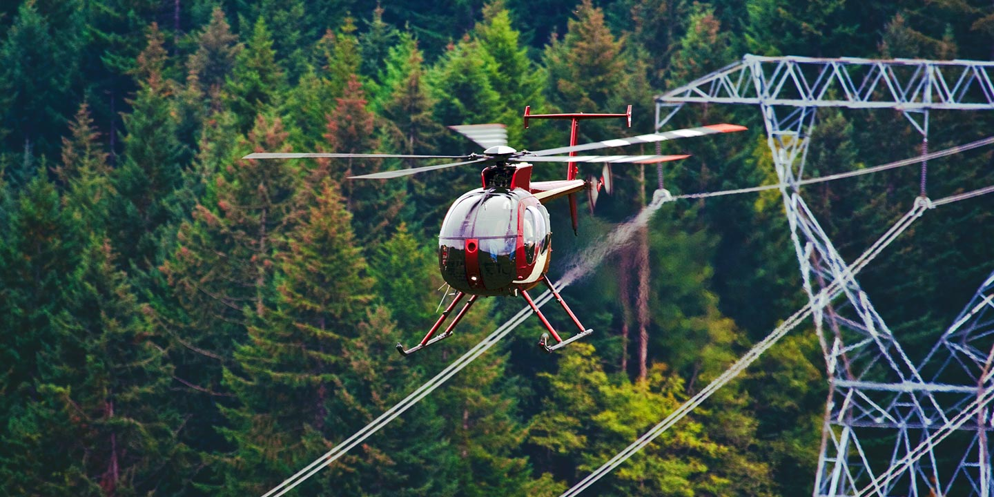 Aerial Surveys in Bakersfield - Bakersfield Helicopter Charters