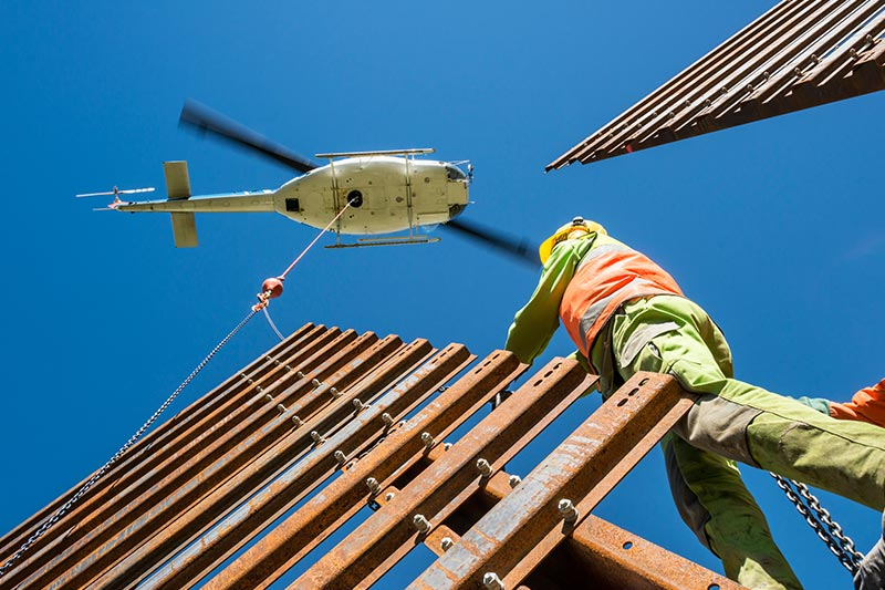Heavy Lift Helicopters Bakersfield