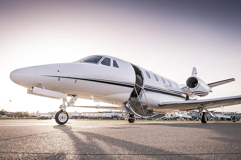 Executive Jet Charters in Bakersfield