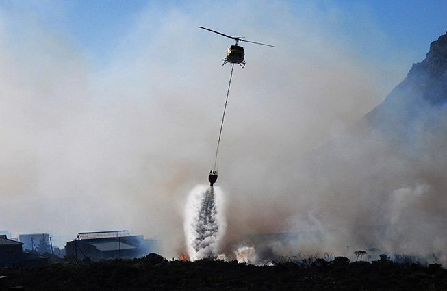 Helicopter Firefighting Bakersfield